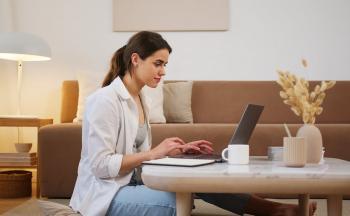 Jobbe hjemmefra fordeler